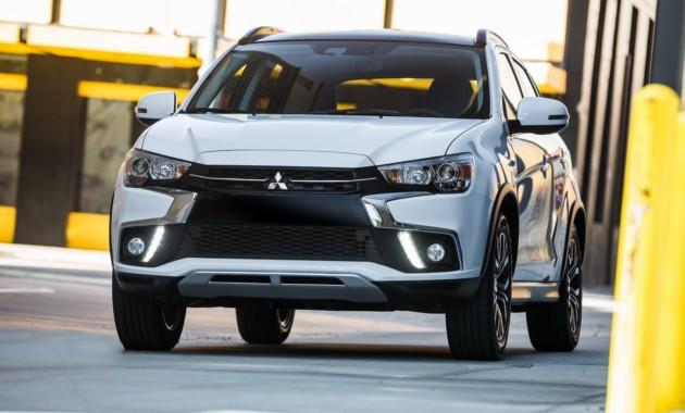На рынке автомобилей РФ вскором времени стартуют продажи кроссовера Митцубиши ASX