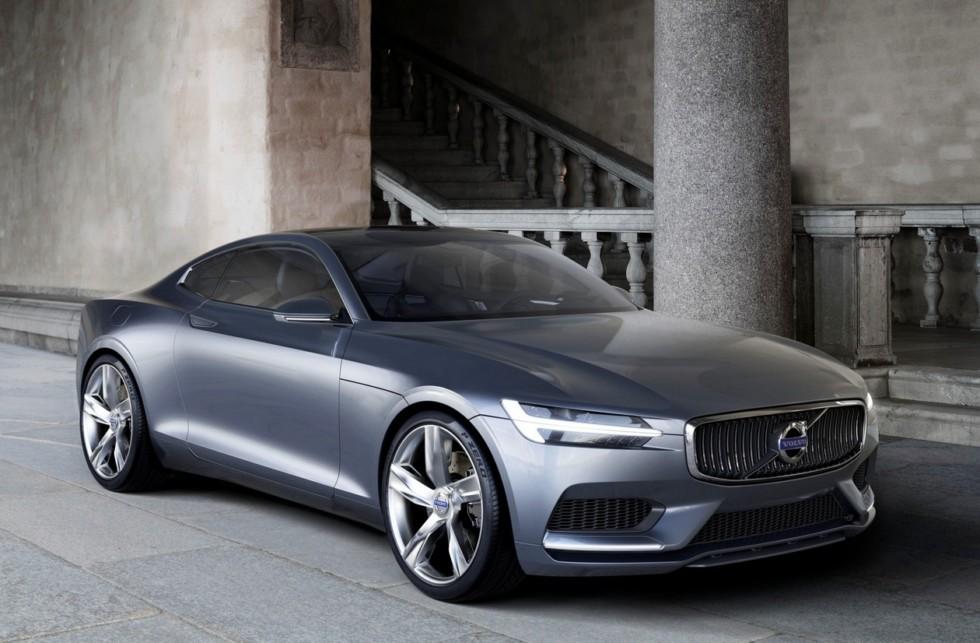 Volvo Concept Coupe 2013 года