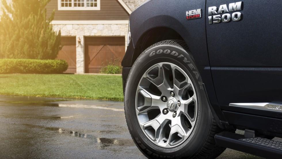 2018 Ram 1500 Limited Tungsten Edition