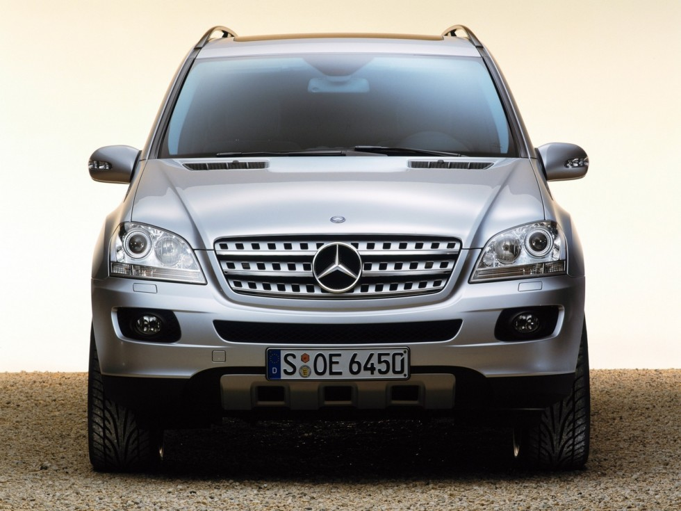 1Mercedes-Benz ML 350 (W164) '2005–08