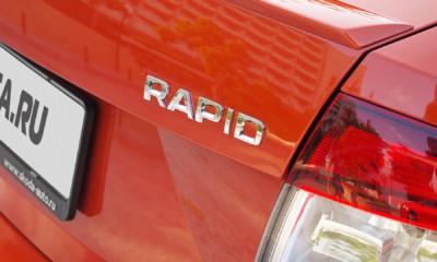 Легко ли быть молодым: тест-драйв обновлённого Skoda Rapid
