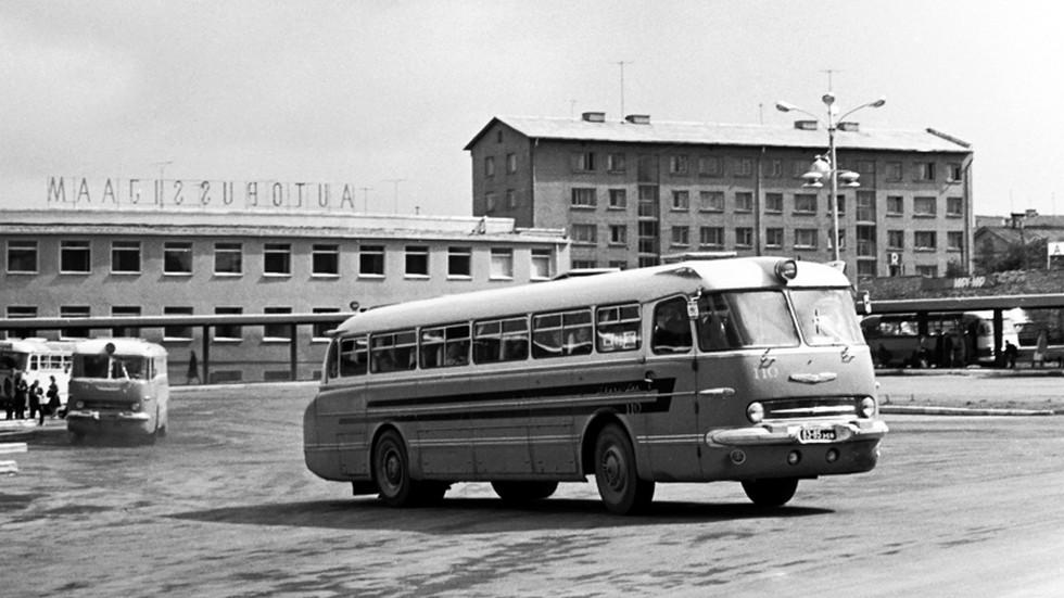 На фото: Ikarus Lux '1955–73