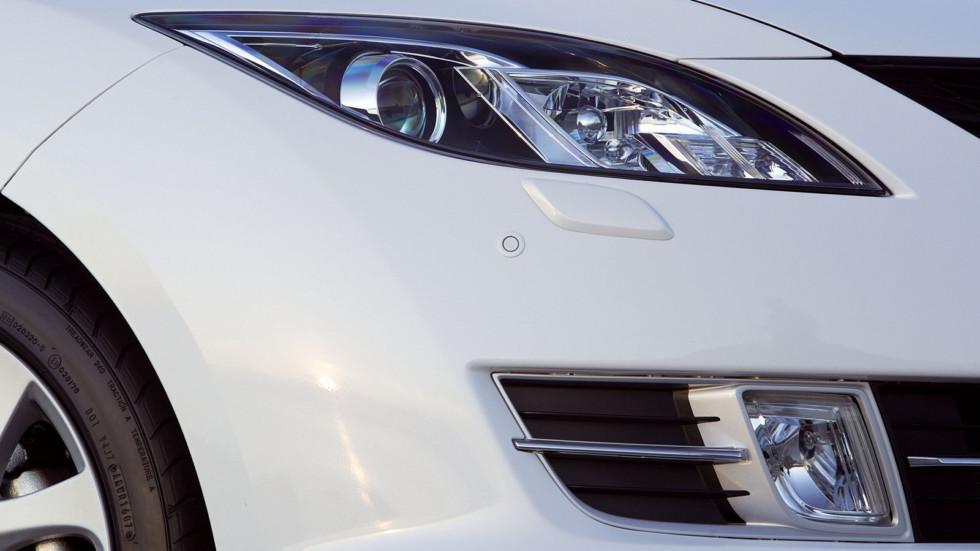 На фото: Mazda6 (GH)