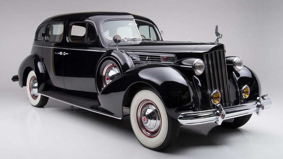 Packard Super Eight Touring Sedan '1939
