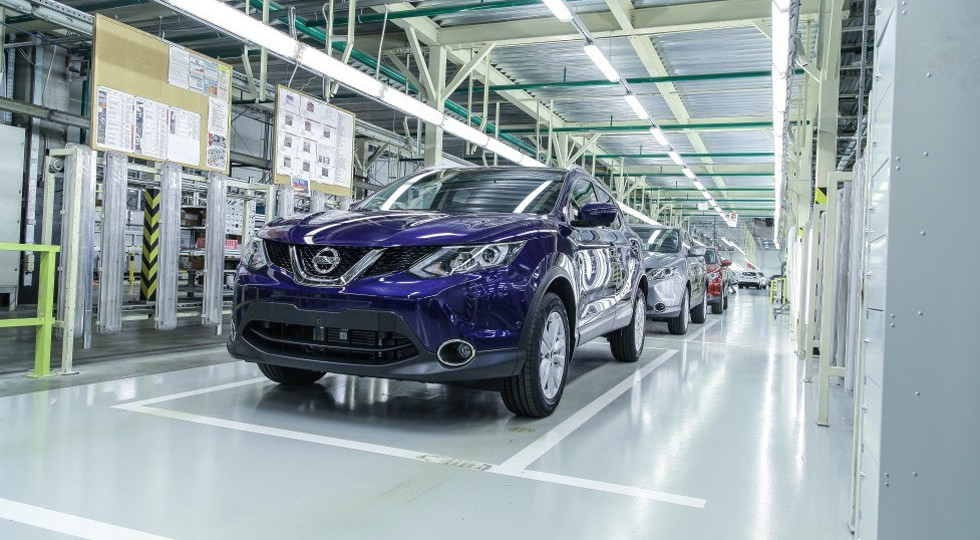 Вянваре-июле вПетербурге выросло производство авто