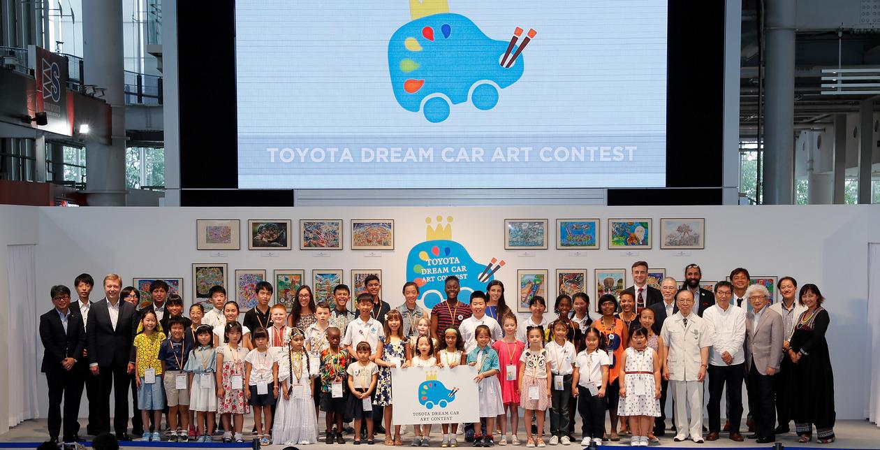Итоги конкурс автомобиль мечты