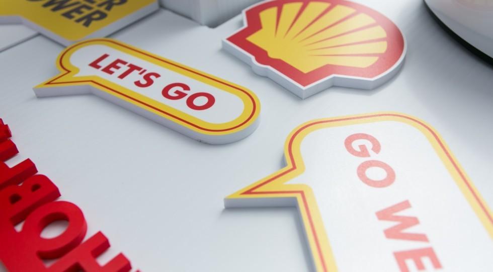 Shell собирается увеличить число заправок в РФ вдвое