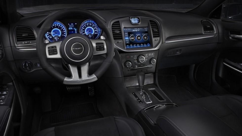 Chrysler 300 SRT8 Worldwide '2011–15ъ