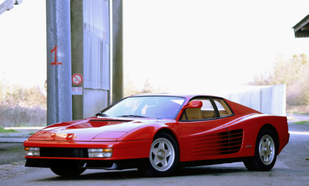 Ferrari потеряла права набренд Testarossa