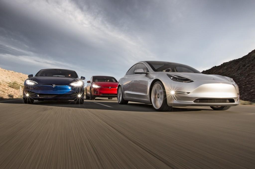 Tesla призналась: Model Yсоздадут наплатформе Model 3