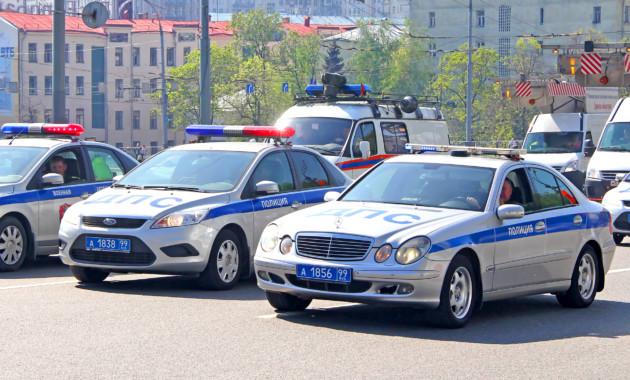 ВМВД уточнили правила остановки авто на трассах для проверки документов