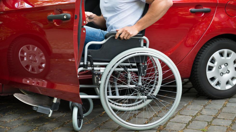 штраф за стоянку под знаком инвалид 2017