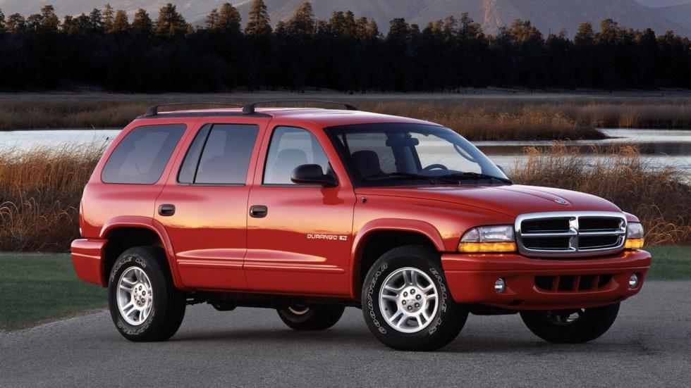 На фото: Dodge Durango '1997–2003