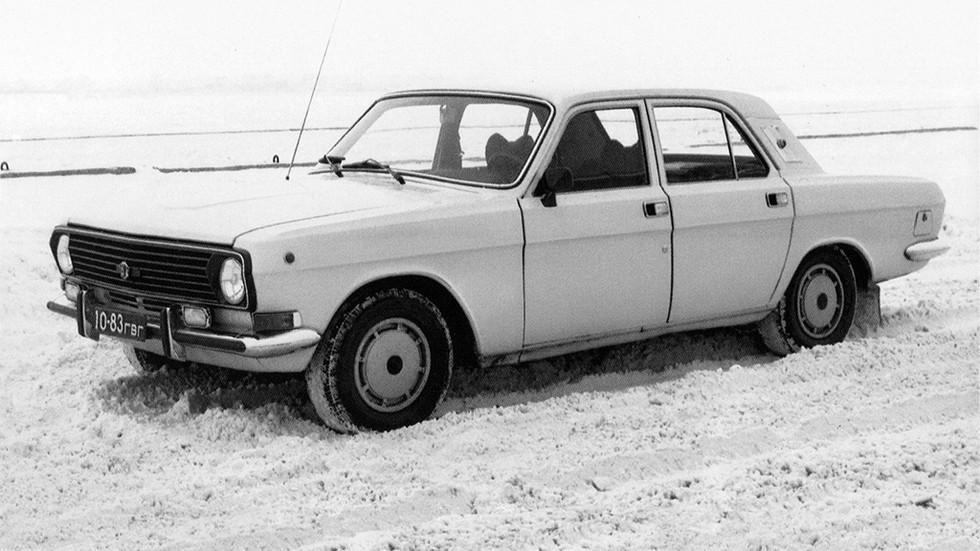 """На фото: ГАЗ-24-34 """"Волга"""" '1987–93"""