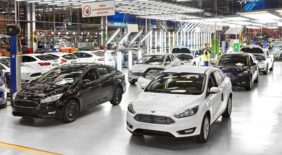 В Ford Sollers рассказали о двух необычных сотрудниках завода воВсеволожске