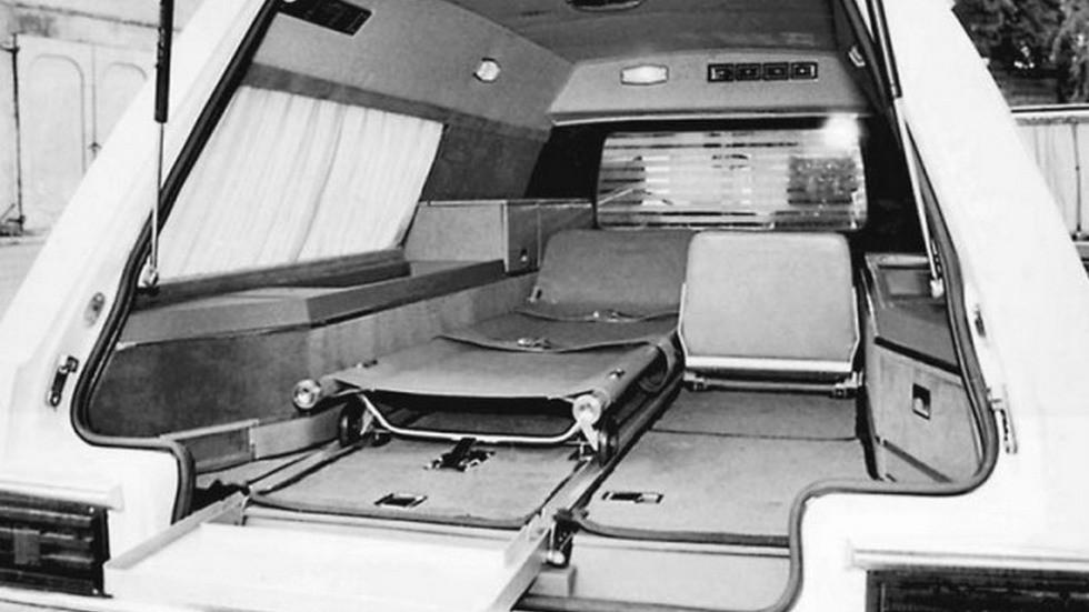 Интерьер РАФ-3920 '1983