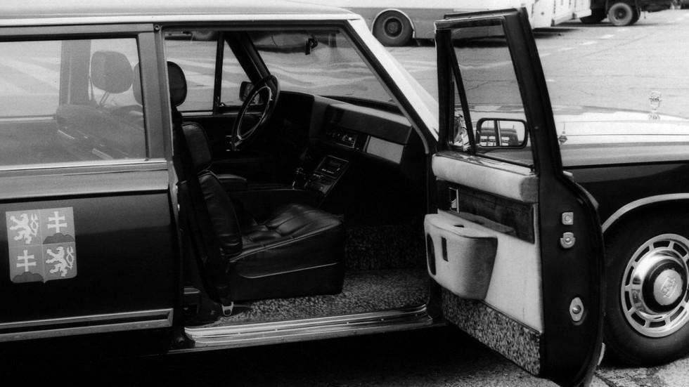 Интерьер ЗиЛ-41045 '1983–85
