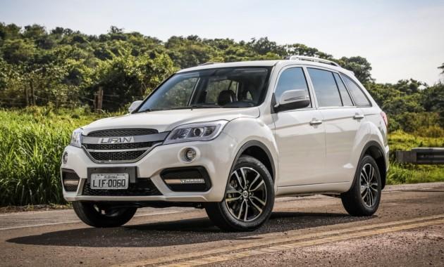 В РФ третий месяц подряд растет спрос накитайские автомобили