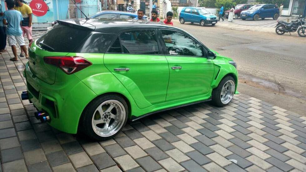 Modified-Hyundai-i20-by-Custom-Designz-2