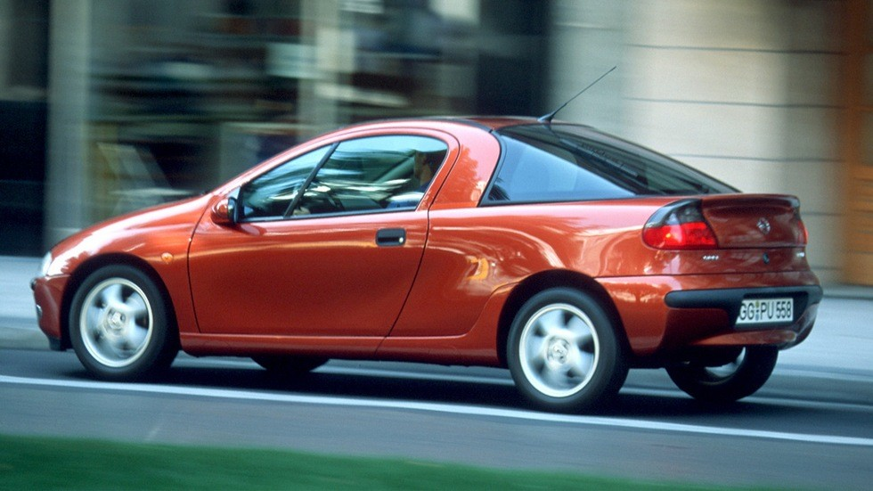 Opel Tigra '1994–200ж