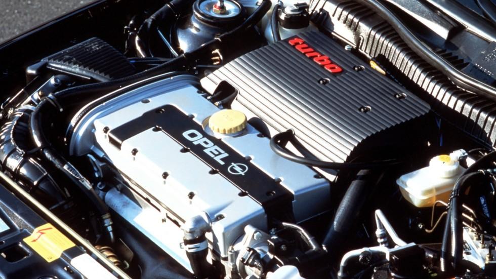 Под капотом Opel Calibra DTM Edition '1995–96
