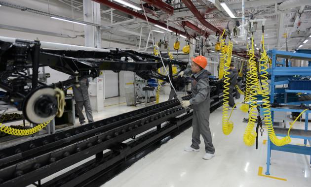 УАЗ разделил линии сборки грузовых и легковушек