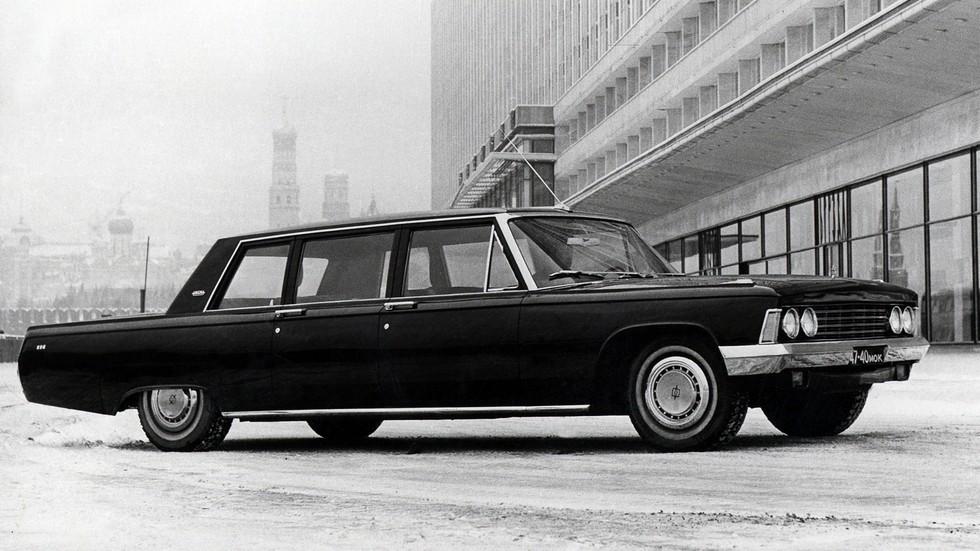 На фото: ЗиЛ-114 '1967–71