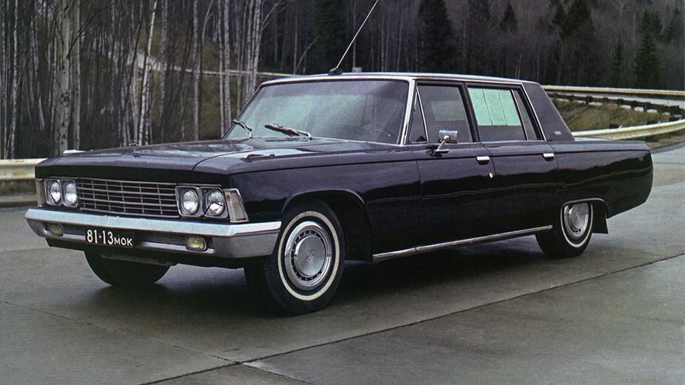 На фото: ЗиЛ-117 '1971–77