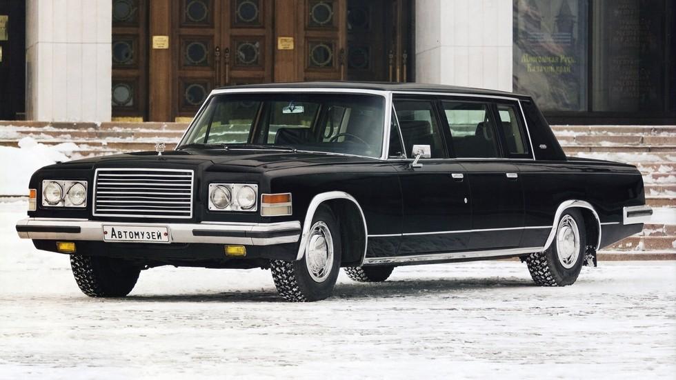 На фото: ЗиЛ-4104 '1978–83