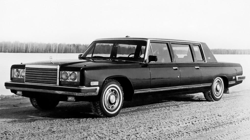 На фото: ЗиЛ-41045 '1983–85