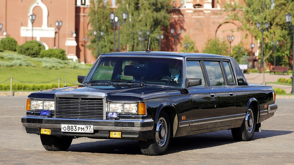 На фото: ЗиЛ-41047 '1986–2008