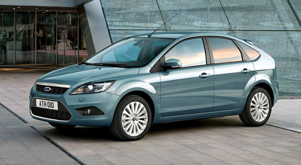 На фото: Ford Focus'2008–11