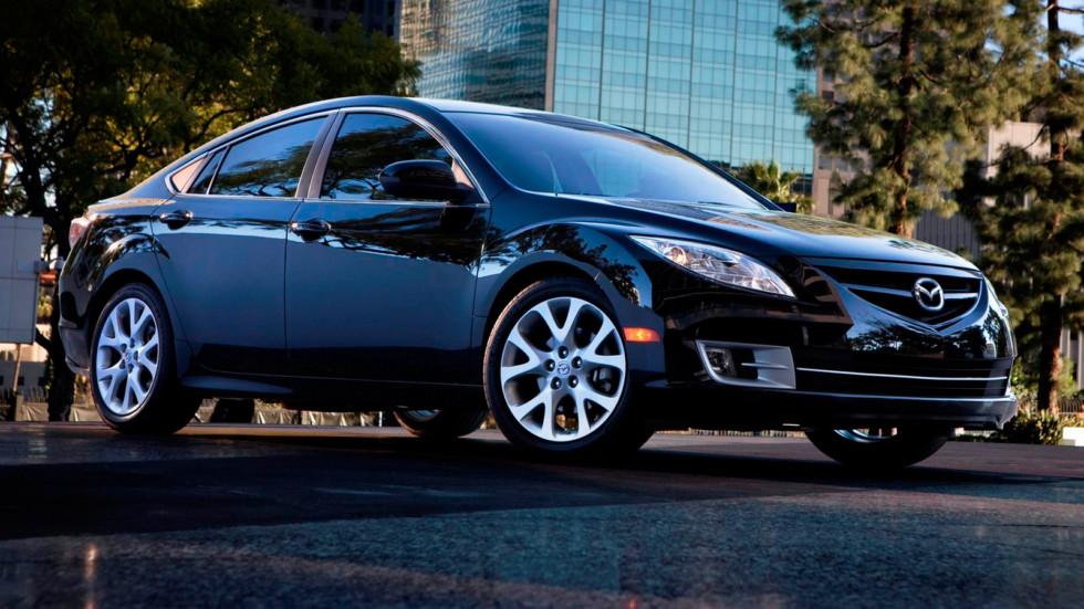 На фото: Mazda6