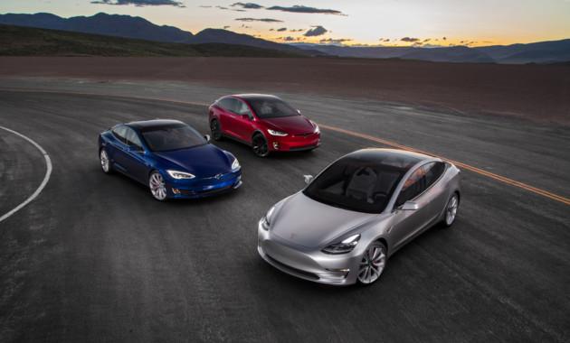 Воснову Tesla Model Yляжет платформа Model 3