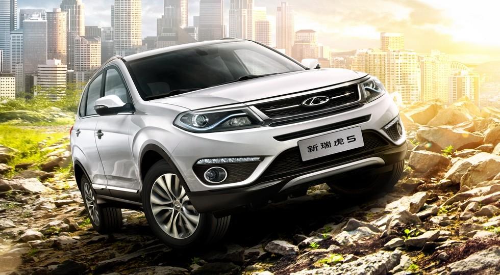 Продажи китайских машин в Российской Федерации растут третий месяц подряд