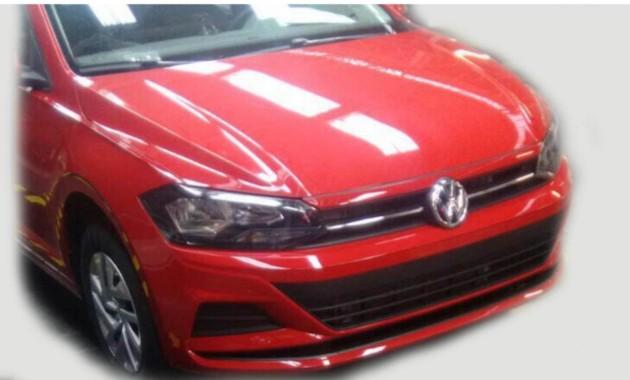 VW Virtus, онженовый Polo-седан: первые фото