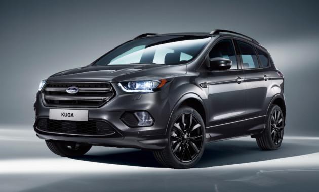 Продажи Форд в РФ увеличились на24%