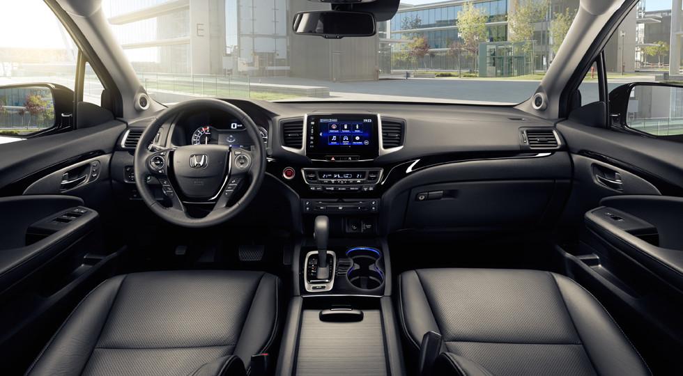 Хонда начинает продажи улучшенного Pilot в Российской Федерации