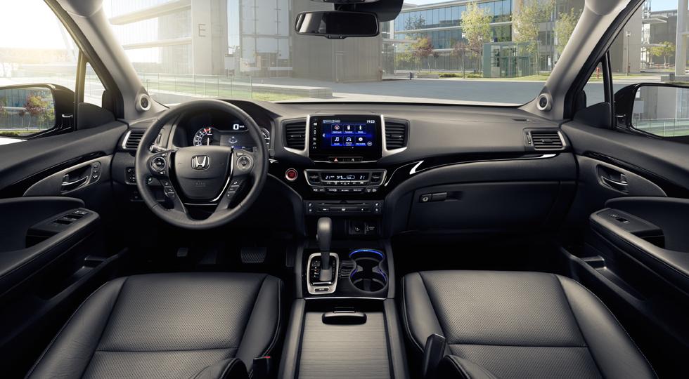 В РФ можно купить Honda Pilot 2017 модельного года