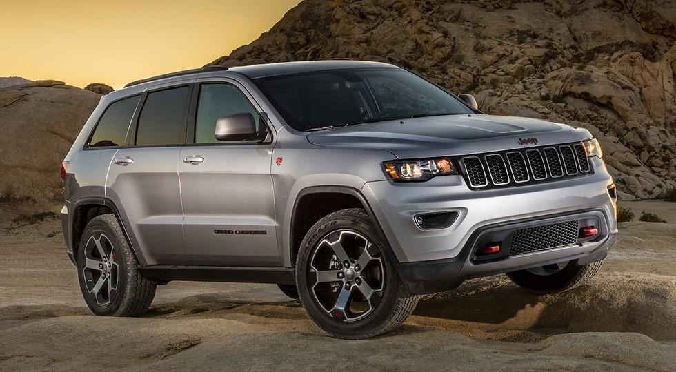 Грейт Уол Motor заинтересована в закупке бренда Jeep у Фиат Chrysler