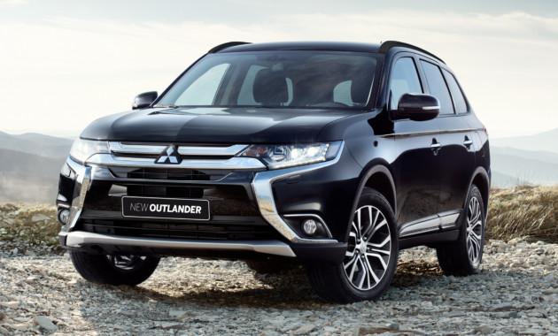 Мицубиси Motors увеличил продажи вРФ всередине лета на12%