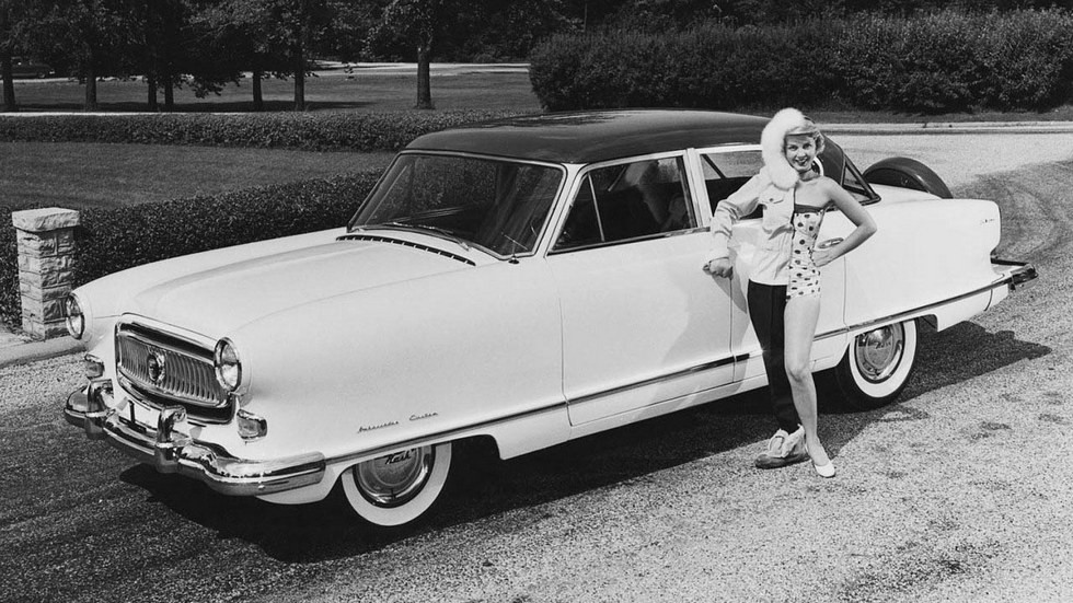 Nash Ambassador '1954