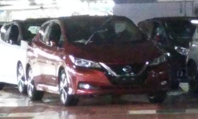 Nissan Leaf может приехать на российский рынок
