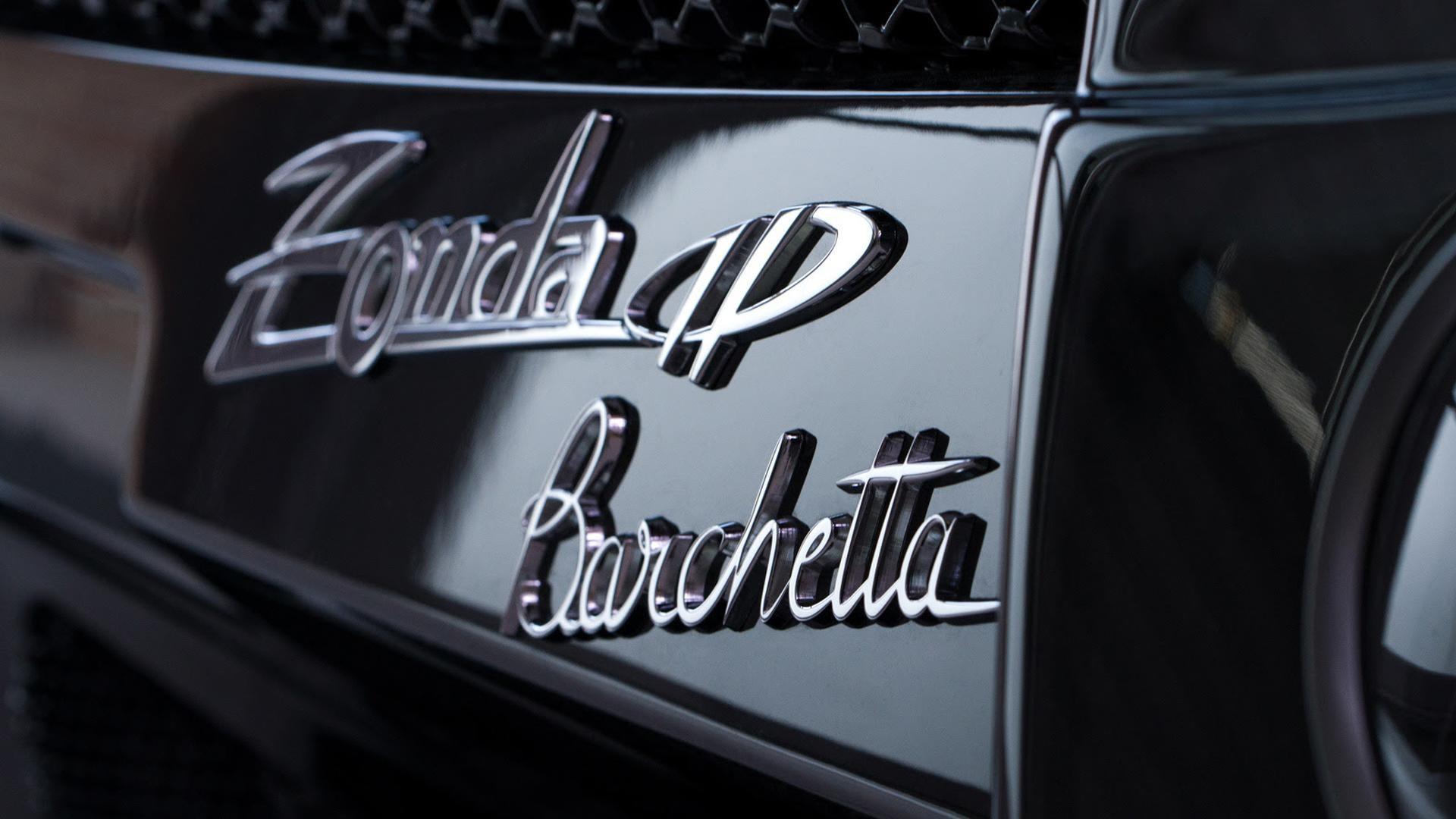 Руководитель бренда Pagani сделал для себя Zonda вкузове Barchetta