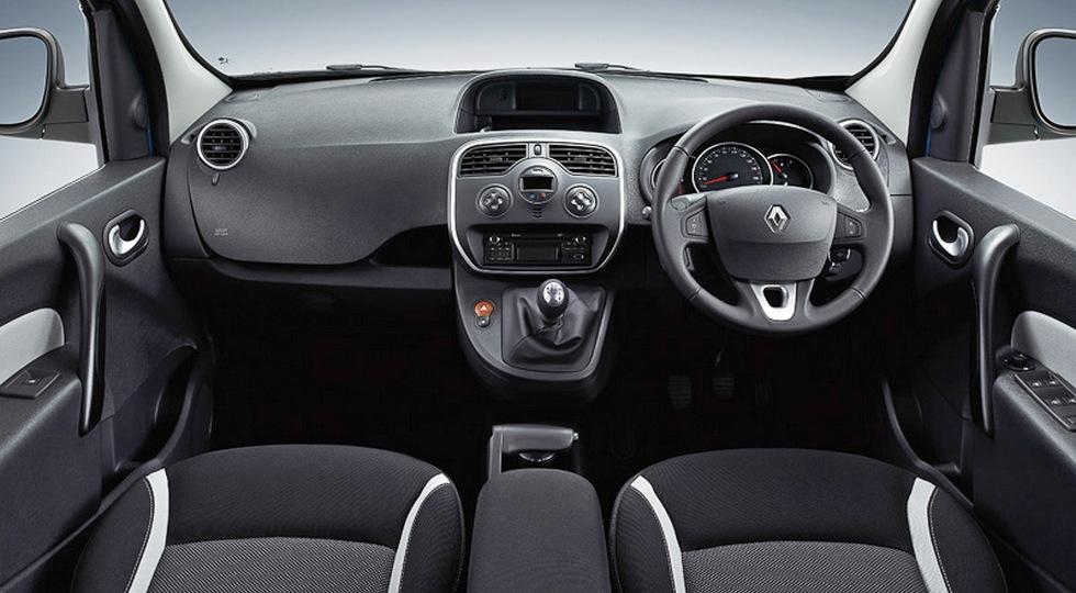 Renault Kangoo в новой версии S выходит на рынок