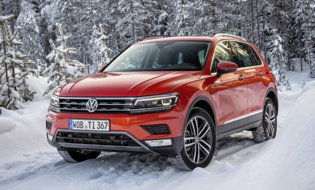 Продажи VW в Российской Федерации увеличились на24%