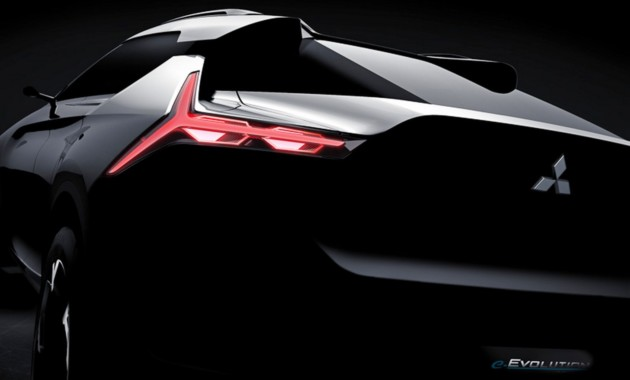 Mitsubishi готовит новый концепт