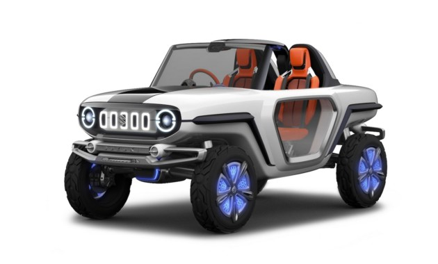 Компания Сузуки представит вТокио компактный вседорожный автомобиль