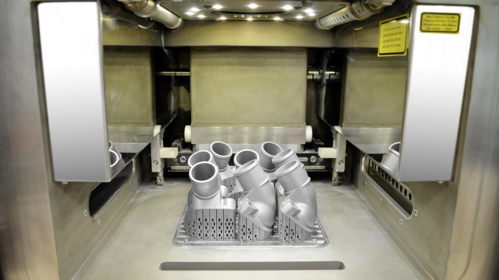 Premiere bei Mercedes-Benz Lkw: Neu aus dem 3D-Drucker: erstes Lkw-Ersatzteil aus Metall