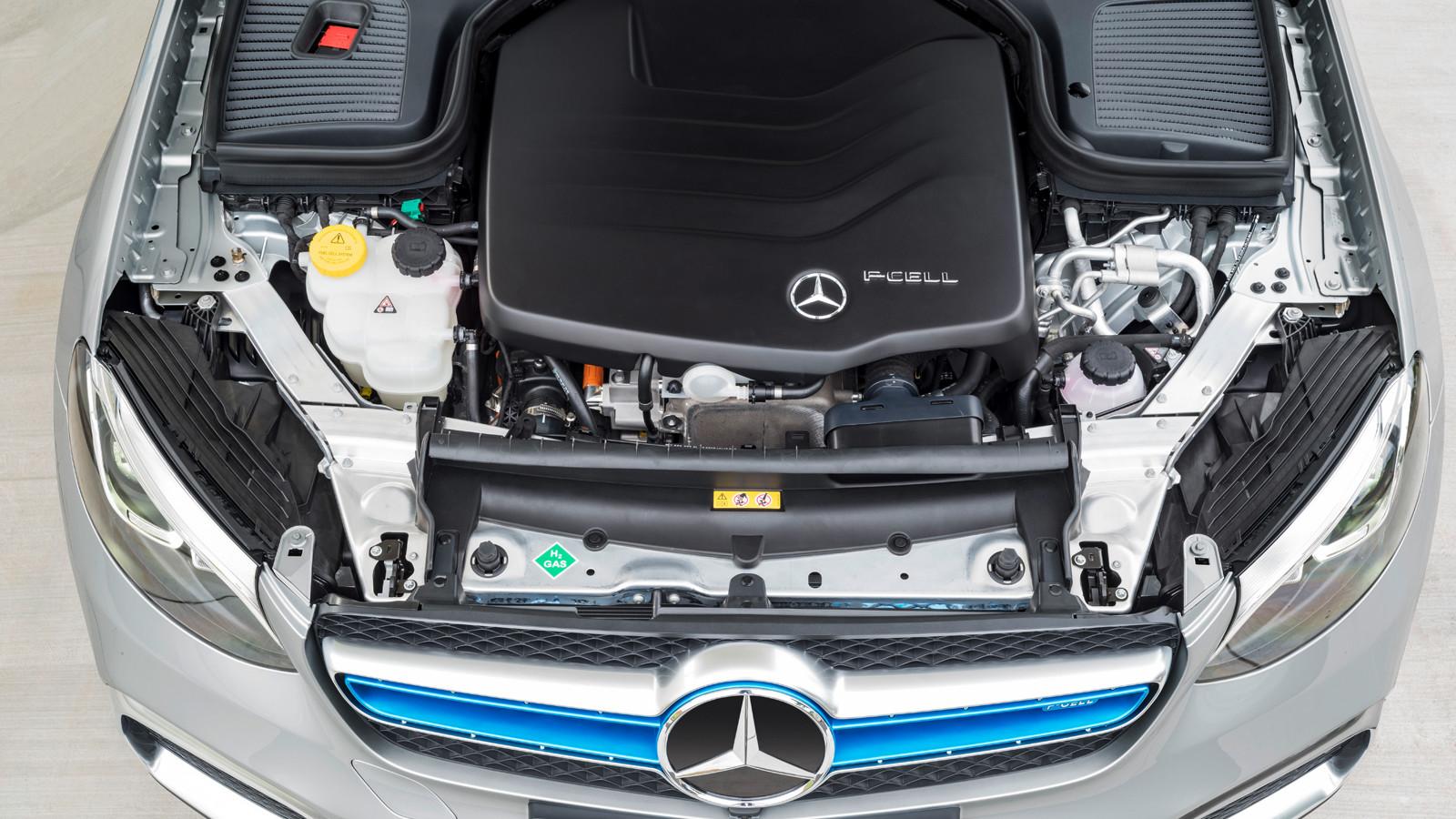 Benz переходит наэлектромобили игибриды